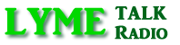 Lyme Talk Radio Logo